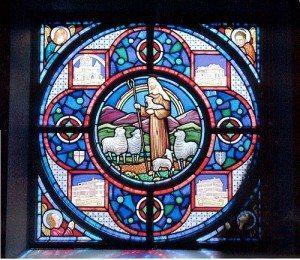 Sherill House Window, Boston, Ma.
