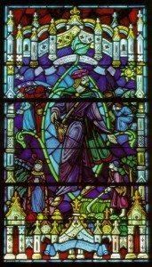 The Sower Window, St. Paul's Episcopal Church, Waco Texas