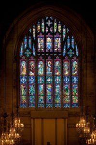 Original Design, The Great Altar Window, St. George's School, Middletown, RI