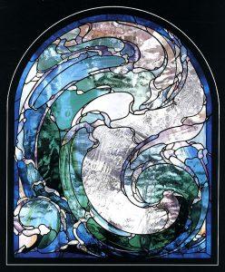 """""""Wave"""" Original Design for Residence, Massachusetts"""
