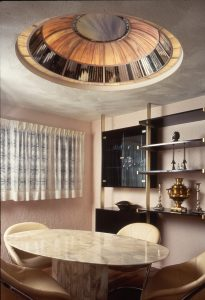 Dining Room Skylite, Residence, Newton, Ma.